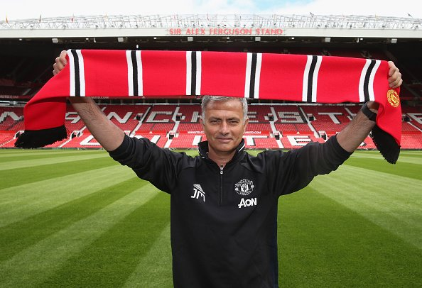 Mourinho off to winning starts as United manager