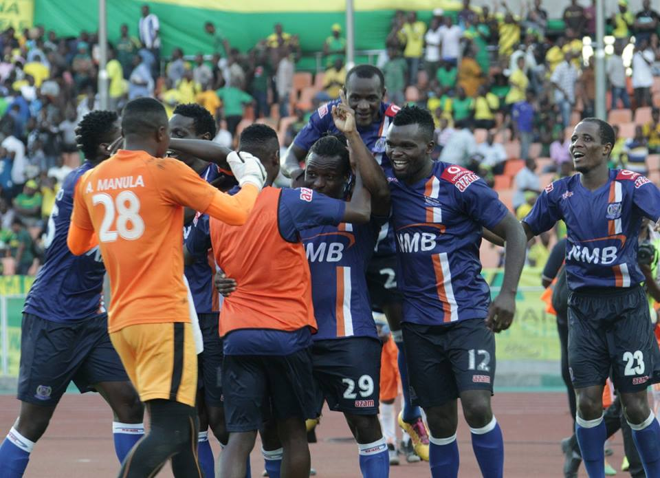 Ngoma strike's brace but Azam FC win Community Shield