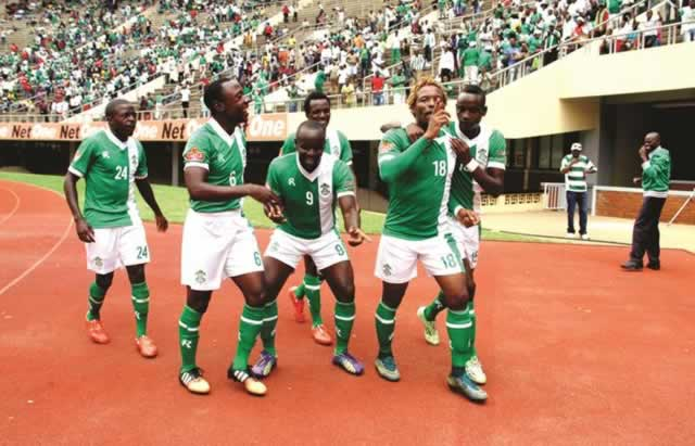 CAPS United thrash Mutare City while FC Platinum are held