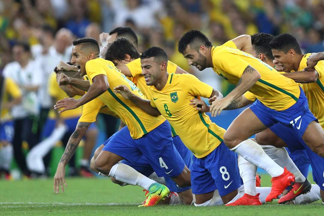 Brazil clinch Olympics football gold with win over Germany