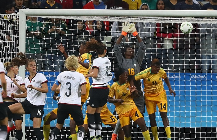 Olympics 2016: Mighty Warriors lose to Germany