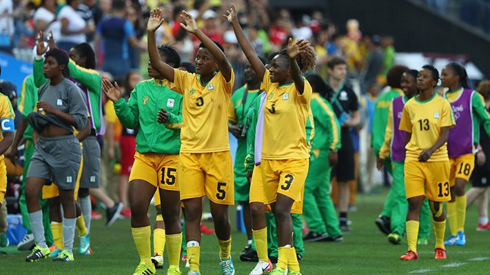 Mighty Warriors depart for AWCON