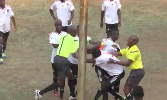 Victoria Falls Tigers player handed 10 year ban