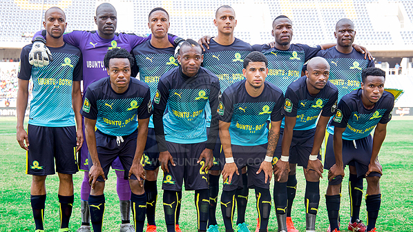 Mamelodi Sundowns name squad for FIFA World Club Cup