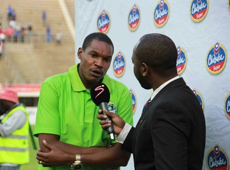 Norman Mapeza appointed Warriors caretaker coach