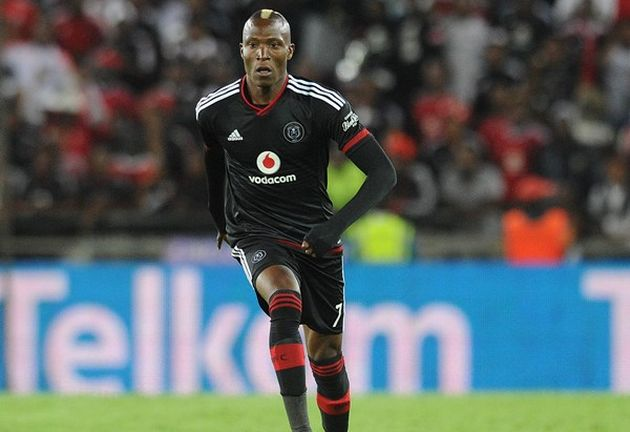 Orlando Pirates are not reliant on Ndoro claims head coach