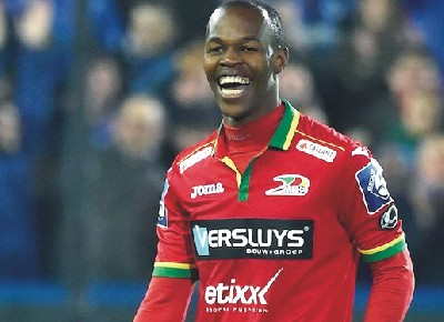 Knowledge Musona's scoring form continues in Belgium