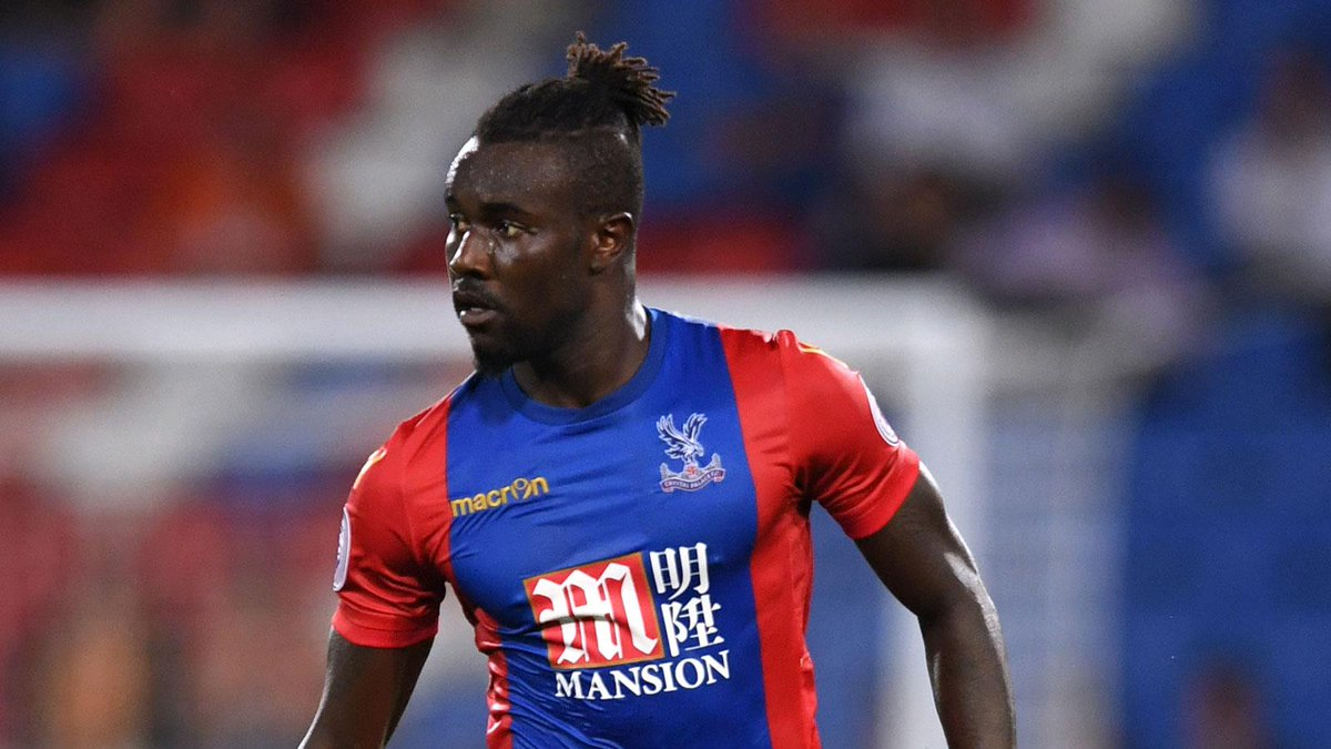 Senegalese Crystal Palace defender Pape Souare injured in car accident
