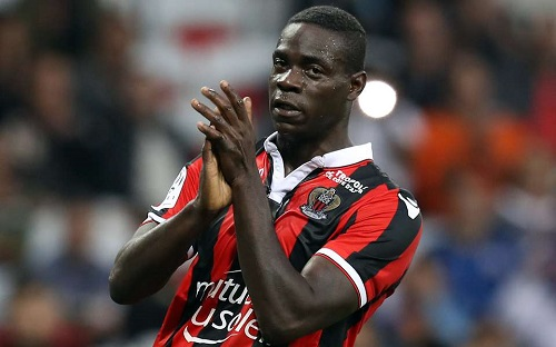 Balotelli scores winner then gets sent off!