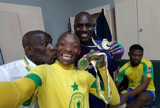 Khama Billiat gives God the glory after Champions League triumph