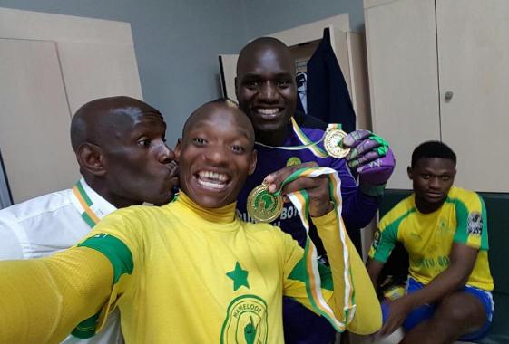 Khama Billiat in final three for CAF award