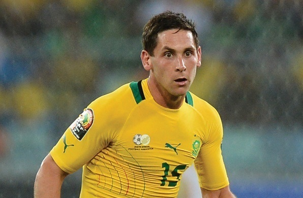 World Cup: South Africa revive qualification hopes with win over Burkina Faso