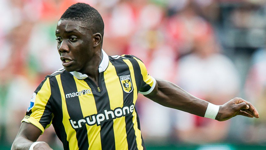 Marvelous Nakamba gets a goal as Vitesse progress in Cup competition