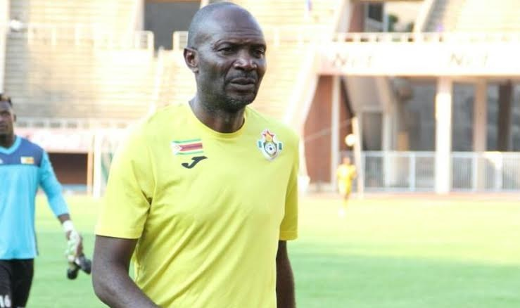 Warriors head coach Callisto Pasuwa @ Soccer24 Zimbabwe