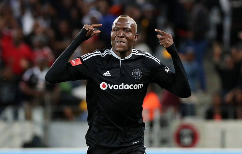 Ndoro target silverware for Orlando Pirates' 80th anniversary