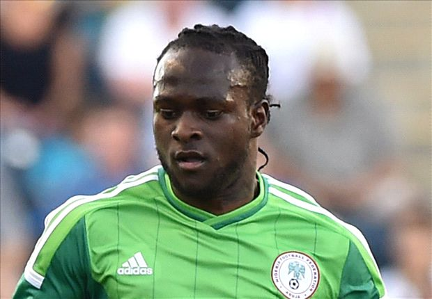 Victor Moses retires from international football