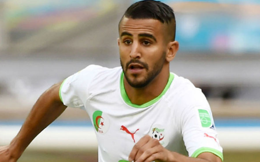 Algeria name provisional squad for clash with Nigeria