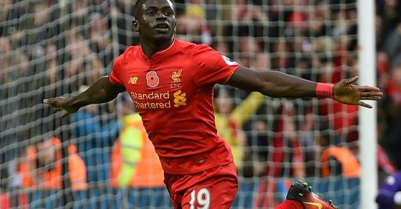 AFCON 2017: Liverpool recruits a physio to accompany Sadio Mane to Gabon