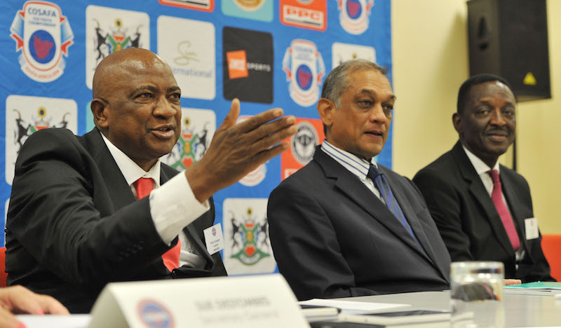 Chiyangwa reveals likely hosts of 2019 COSAFA Cup