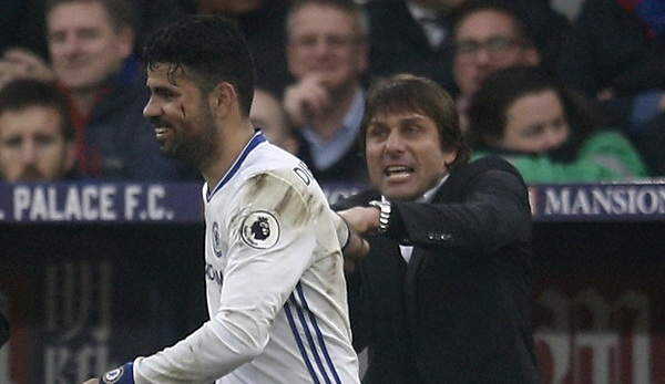 Chelsea announce they have agreed terms for the transfer of Diego Costa