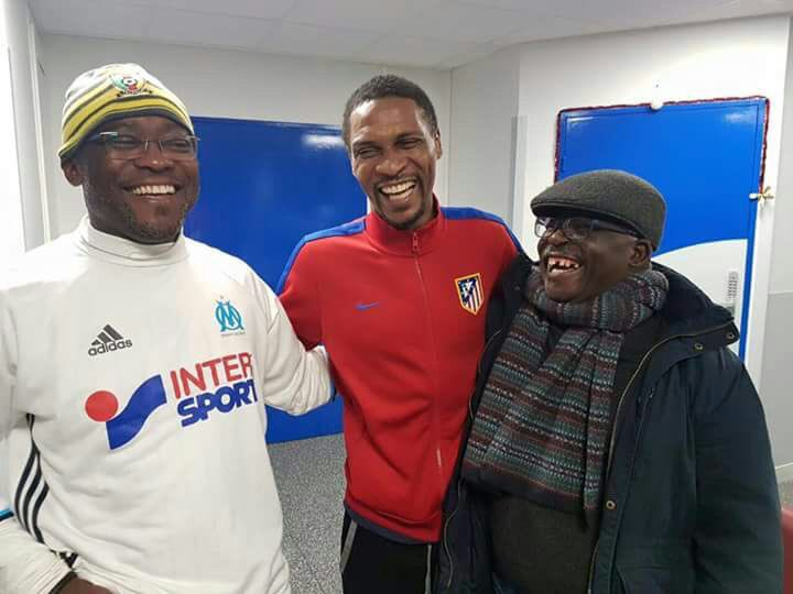 Rigobert Song is healthy again after suffering a stroke in October