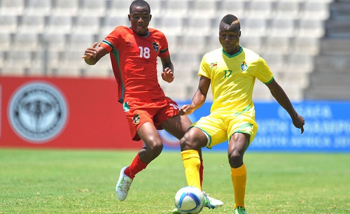 Young Warriors play goalless draw with Malawi