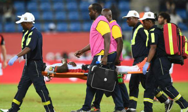 Injuries Not Down To Pitches – CAF
