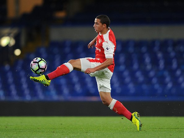 Algeria have called up Arsenal academy midfielder Ismael Bennacer to their AFCON 2017 squad