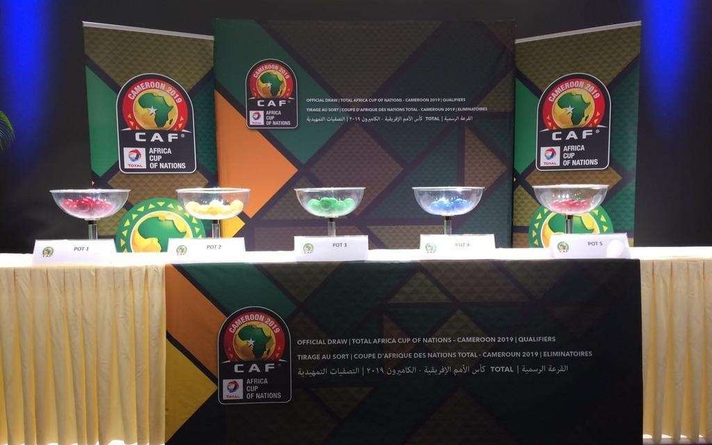 Zimbabwe discover AFCON 2019 qualifiers opponents