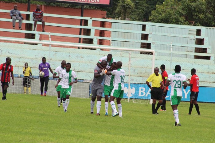CAPS United beat Zambian champions Zanaco in friendly