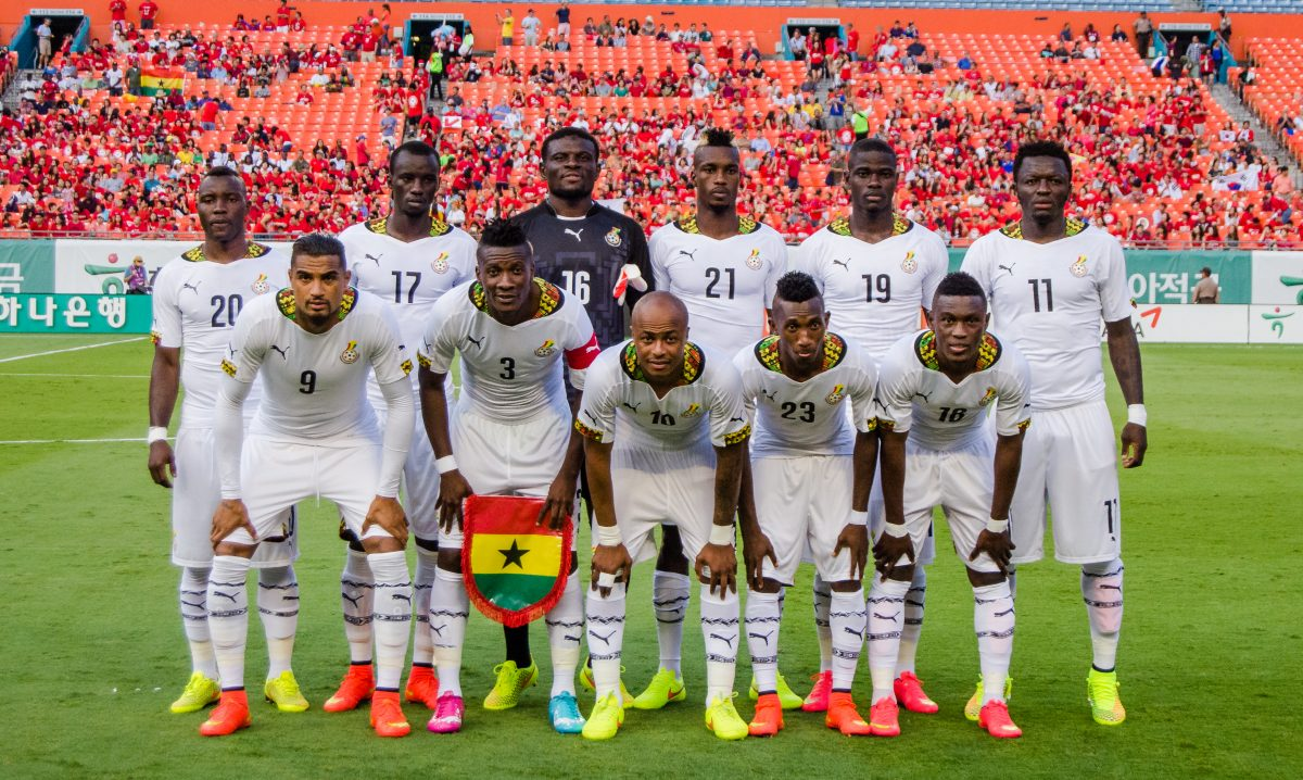 Ghana Black Stars coach names 26-man squad for AFCON 2017