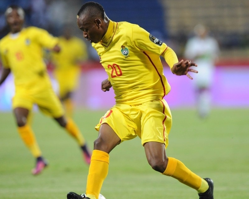Report: Billiat joins M-Sport Management