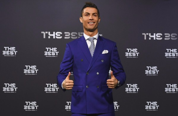 Cristiano Ronaldo tops Forbes' sports rich-list