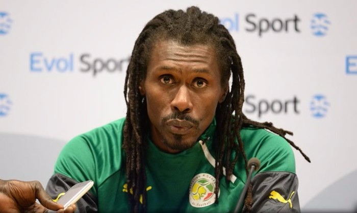 Egypt's Afcon exit gives us hope of winning the cup: Aliou Cisse
