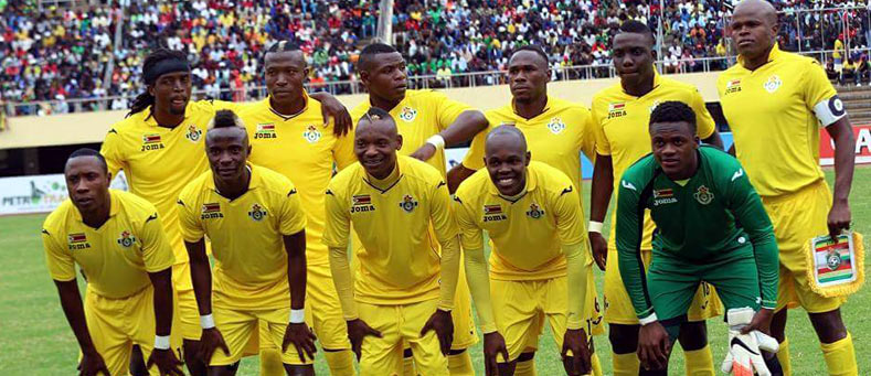 Zimbabwe drops one place in latest FIFA rankings