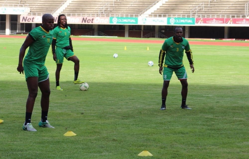 Warriors depart for Cameroon ahead of international friendly