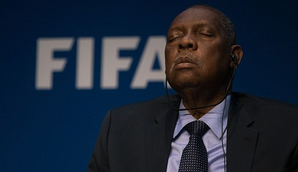 South Africa denies endorsing Hayatou ahead of CAF Elections