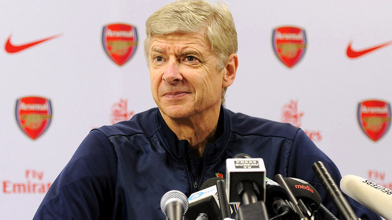 810 not out: How Arsene Wenger's record compares to Sir Alex Ferguson's record