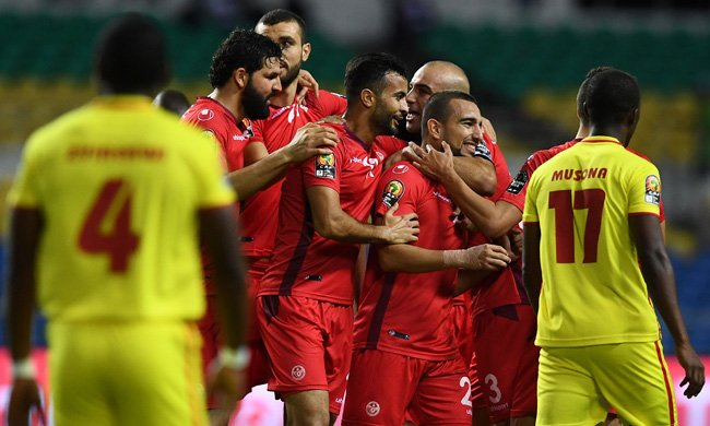Match Report: Tunisia crush Zimbabwe to reach AFCON quarters