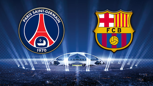 UEFA Champions League preview: PSG keen to stop Barcelona
