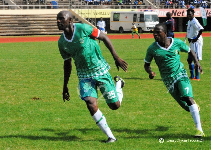 Harare Derby In Pictures