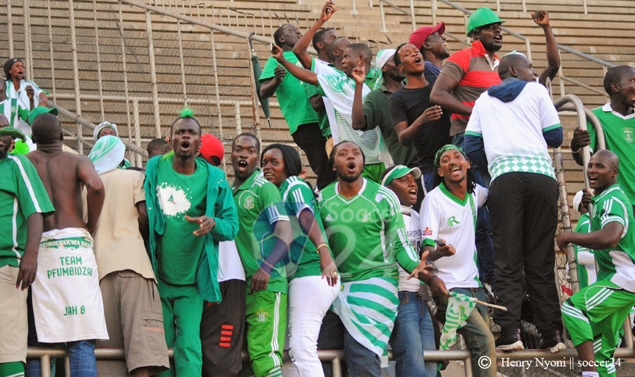 CAPS United hike gate charges for Harare derby