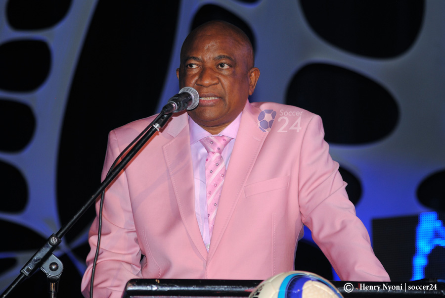 Chiyangwa hails Govt's move to revive sports industry