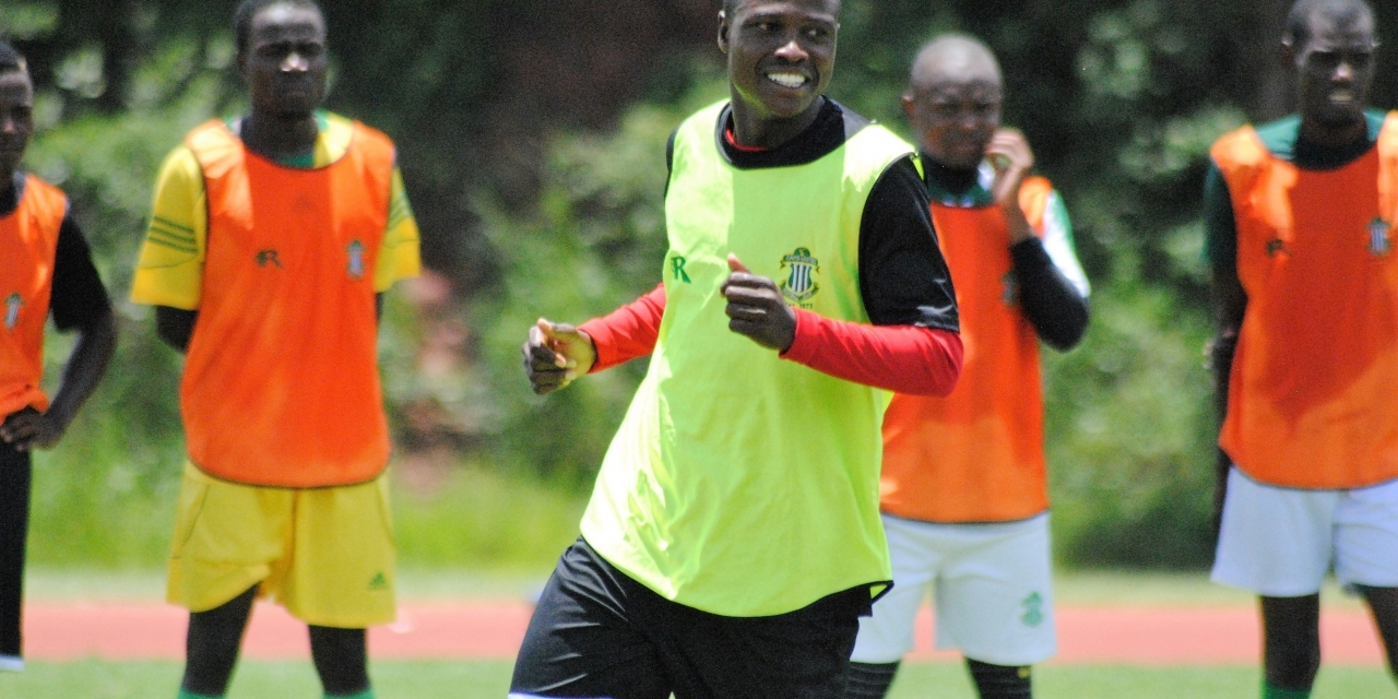 Chitiyo targets league title and CAF Champions League crown