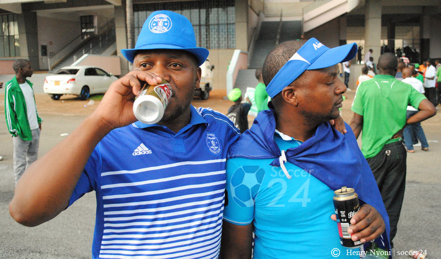 Dynamos Fans React To Loss