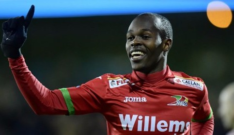 Musona's KV Oostende a point away from Europa qualification