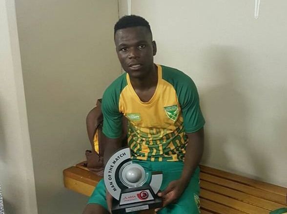 Golden Arrows want to keep Knox Mutizwa