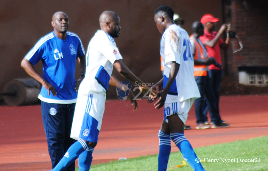 Mambare Signs New Contract With Dynamos