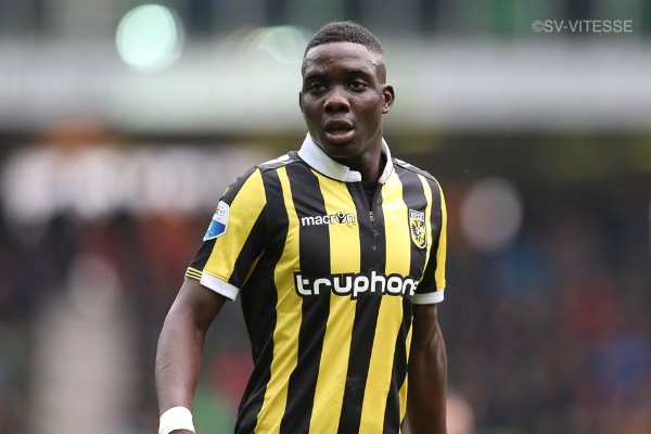 Video: Nakamba scores in Vitesse's win over Sparta Rotterdam
