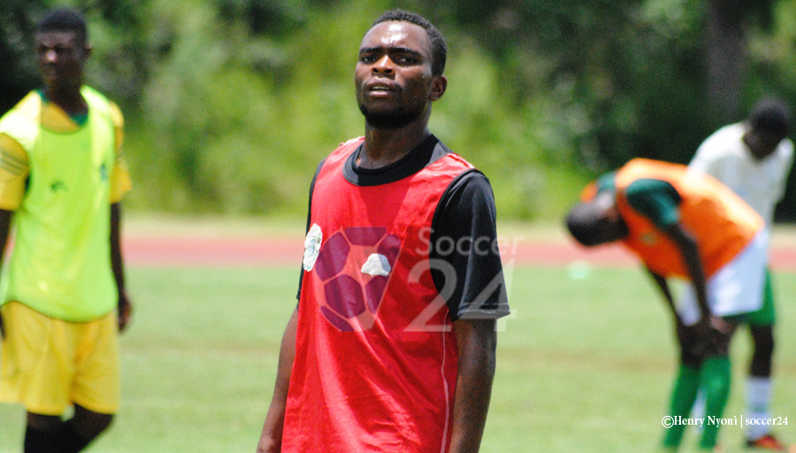 Muchenje Omitted From Champions League Squad Again